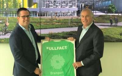 FullFact is verhuisd naar Brainport Industries Campus